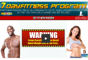 7-Day-Fitness-Program-Guaranteed-Weight-loss