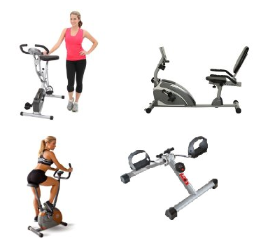 exercise and recumbent bikes